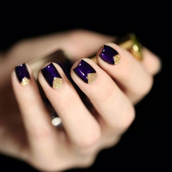 glitter-nail-art-ideas-114 11 Tips on Mixing Antique and Modern Décor Styles