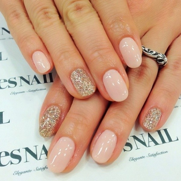 glitter-nail-art-ideas-130 11 Tips on Mixing Antique and Modern Décor Styles