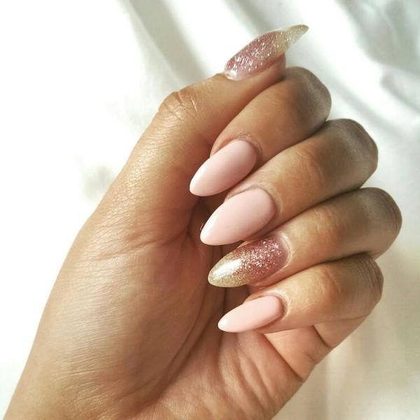 glitter-nail-art-ideas-139 89+ Glitter Nail Art Designs for Shiny & Sparkly Nails