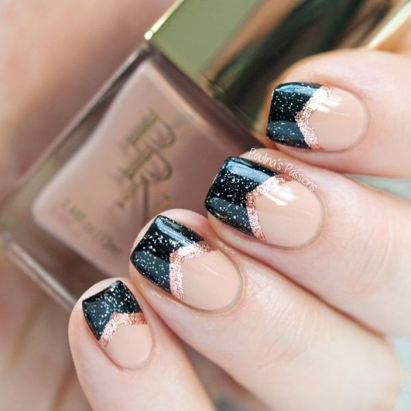 glitter-nail-art-ideas-141 11 Tips on Mixing Antique and Modern Décor Styles