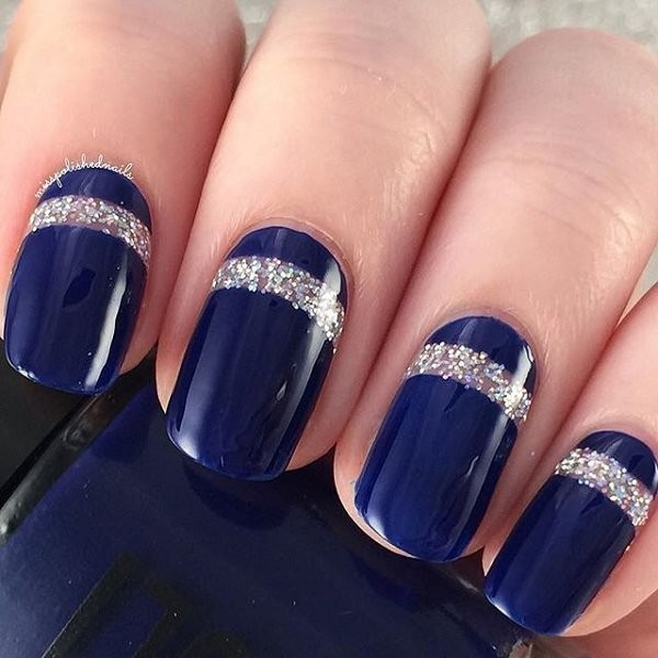 glitter-nail-art-ideas-152 11 Tips on Mixing Antique and Modern Décor Styles