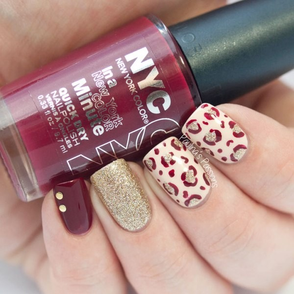 glitter-nail-art-ideas-155 11 Tips on Mixing Antique and Modern Décor Styles