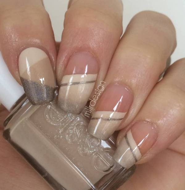 glitter-nail-art-ideas-165 11 Tips on Mixing Antique and Modern Décor Styles