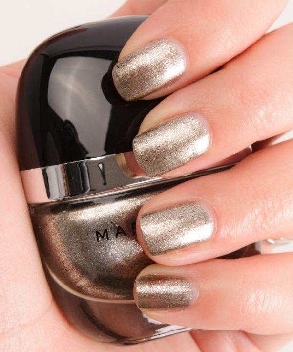 glitter-nail-art-ideas-179 89+ Glitter Nail Art Designs for Shiny & Sparkly Nails
