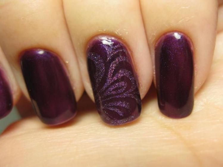 glitter-nail-art-ideas-209 89+ Glitter Nail Art Designs for Shiny & Sparkly Nails