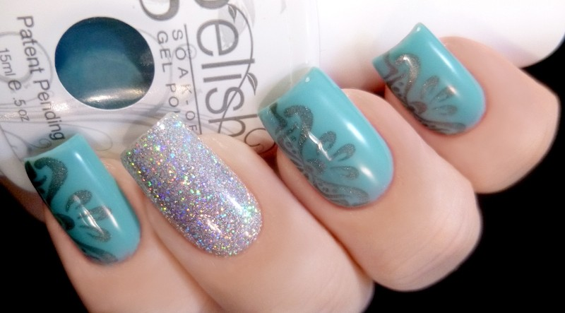 glitter-nail-art-ideas-216 11 Tips on Mixing Antique and Modern Décor Styles