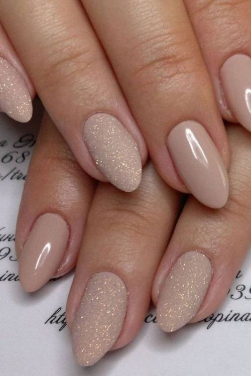 glitter-nail-art-ideas-30 11 Tips on Mixing Antique and Modern Décor Styles