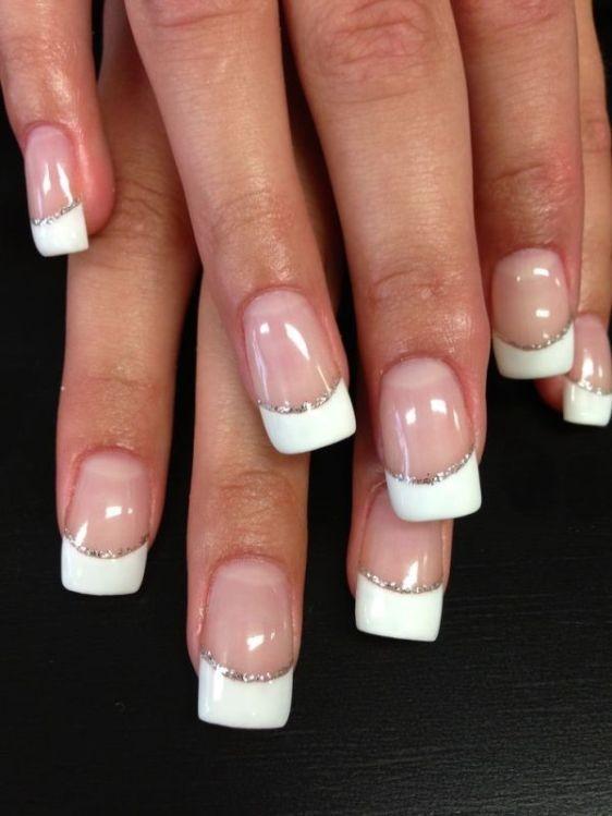 glitter-nail-art-ideas-50 89+ Glitter Nail Art Designs for Shiny & Sparkly Nails