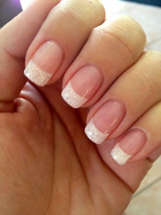 glitter-nail-art-ideas-60 11 Tips on Mixing Antique and Modern Décor Styles