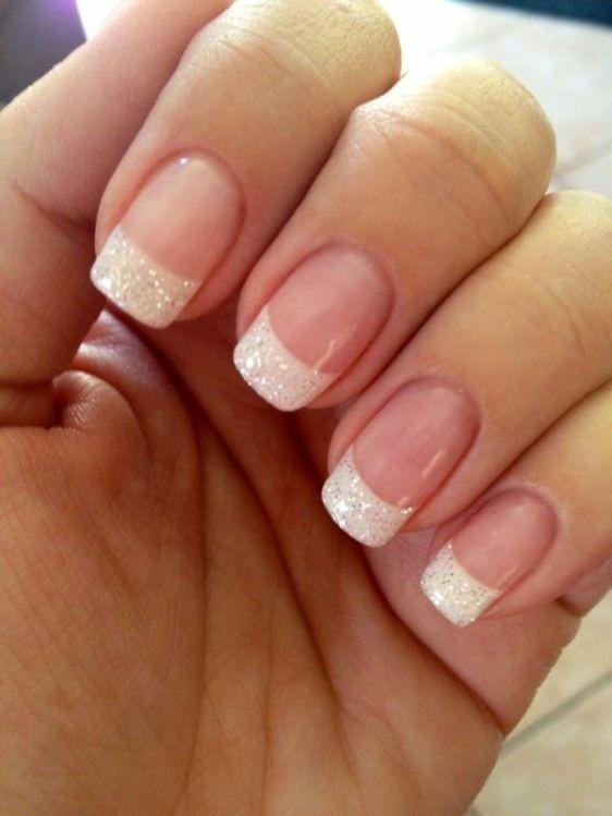 glitter-nail-art-ideas-60 89+ Glitter Nail Art Designs for Shiny & Sparkly Nails