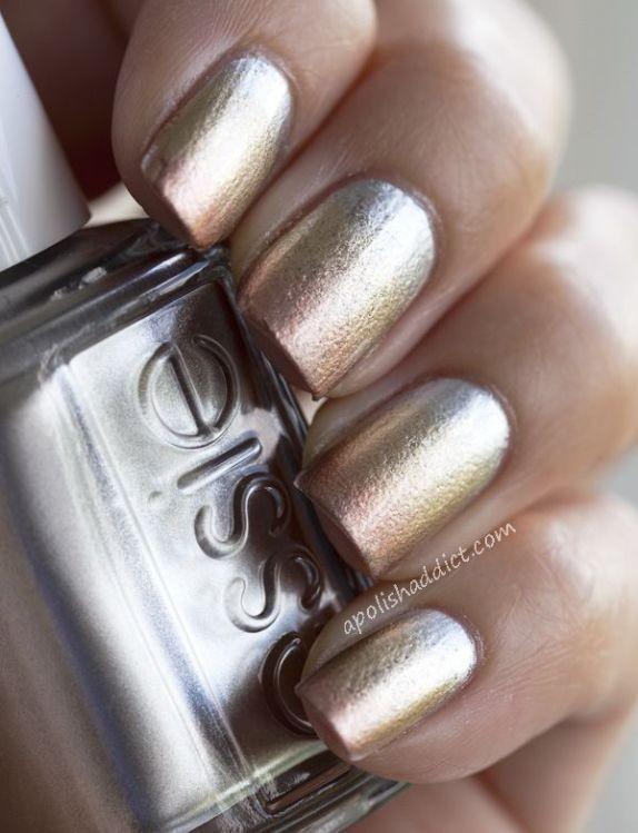 glitter-nail-art-ideas-71 89+ Glitter Nail Art Designs for Shiny & Sparkly Nails
