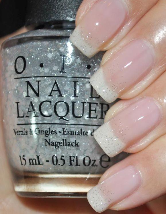 glitter-nail-art-ideas-73 89+ Glitter Nail Art Designs for Shiny & Sparkly Nails