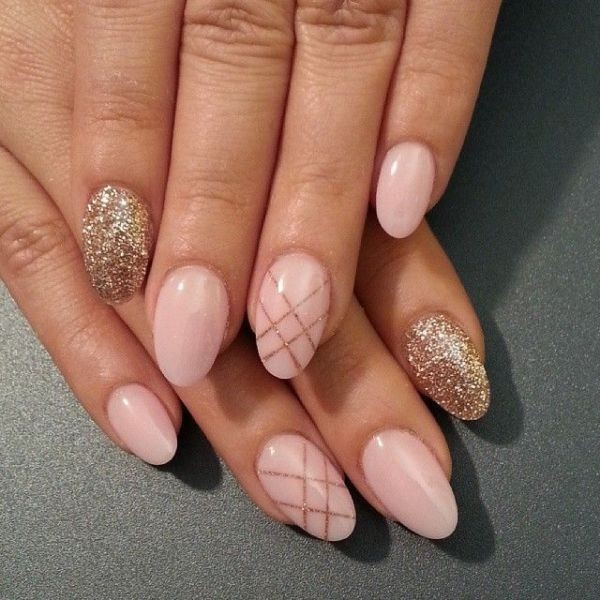 glitter-nail-art-ideas-85 11 Tips on Mixing Antique and Modern Décor Styles