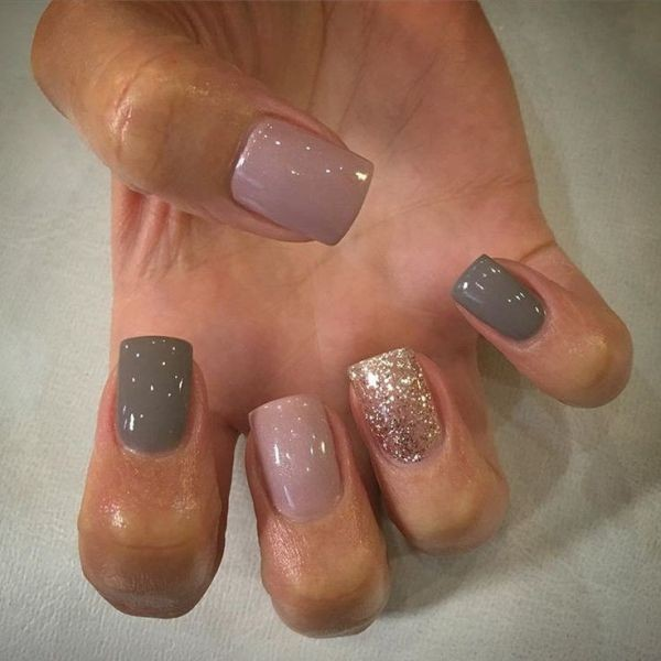 glitter-nail-art-ideas-88 11 Tips on Mixing Antique and Modern Décor Styles