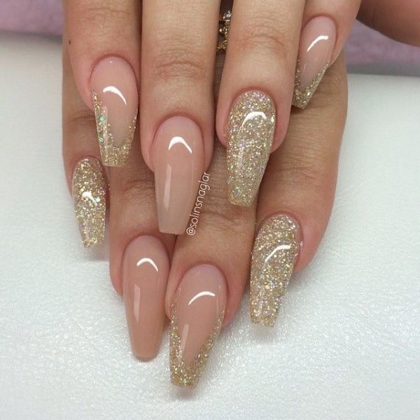 glitter-nail-art-ideas-97 11 Tips on Mixing Antique and Modern Décor Styles