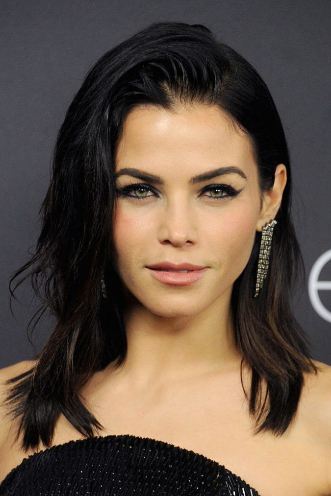 goth-brown-hair-jenna-dewan-tatum-675x1013 16 Celebrity Hottest Hair Trends for Summer 2017