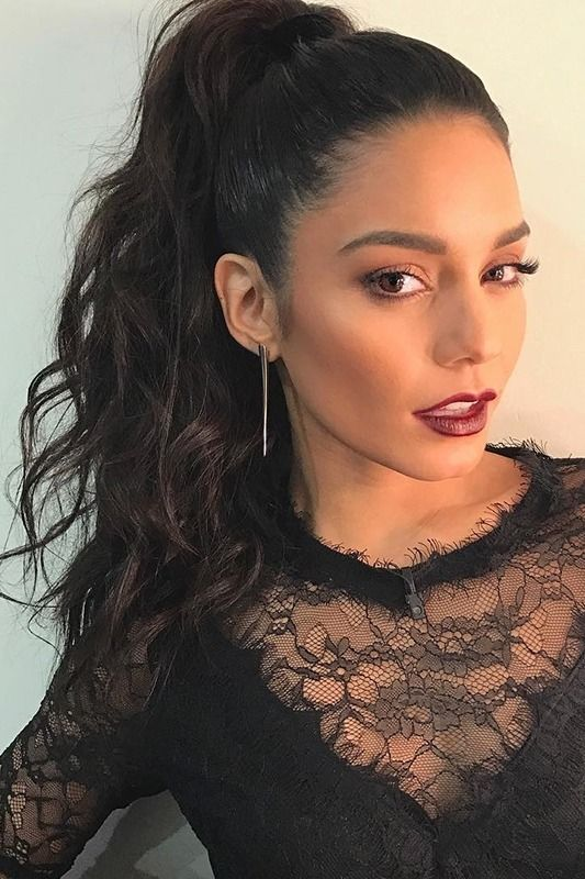 high-ponytail-hairstyle 16 Celebrity Hottest Hair Trends for Summer 2020