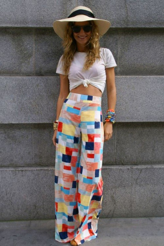 high-waist-trousers-for-school-2 10+ Cool Back-to-School Outfit Ideas for 2018