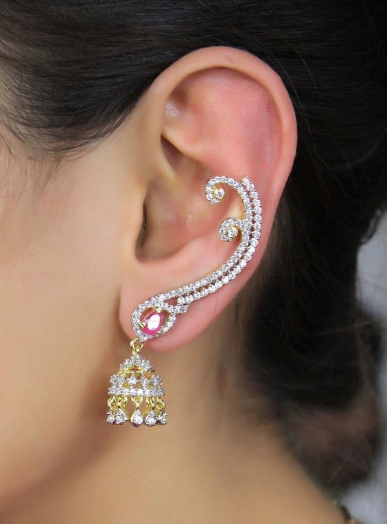 image022 20 Hottest Earring Trends for Women in 2018
