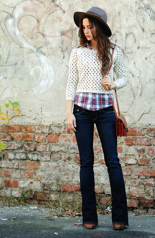 jeans-for-school-12 10+ Cool Back-to-School Outfit Ideas for 2018