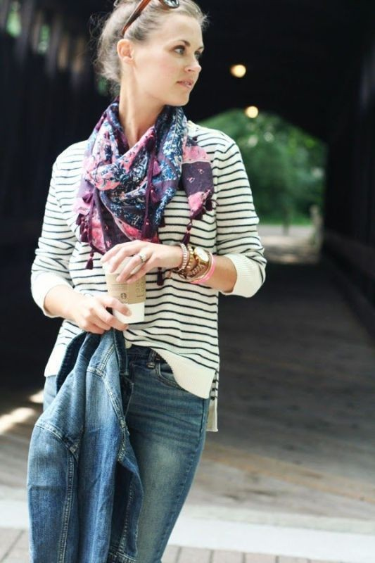 jeans-for-school-16 10+ Cool Back-to-School Outfit Ideas for 2020