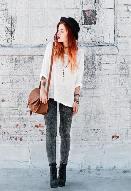 jeans-for-school-25 10+ Cool Back-to-School Outfit Ideas for 2020