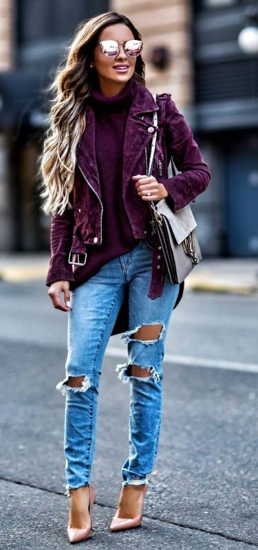 jeans-for-school-5 10+ Cool Back-to-School Outfit Ideas for 2018