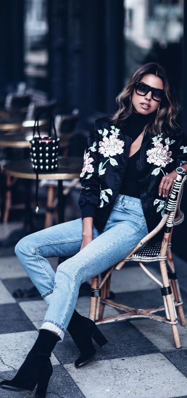 jeans-for-school-6 10+ Cool Back-to-School Outfit Ideas for 2018
