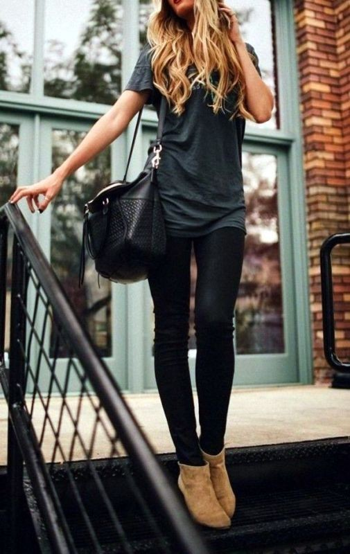 jeans-for-school-9 10+ Cool Back-to-School Outfit Ideas for 2018