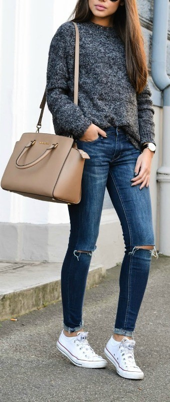 jeans-for-school 10+ Cool Back-to-School Outfit Ideas for 2018