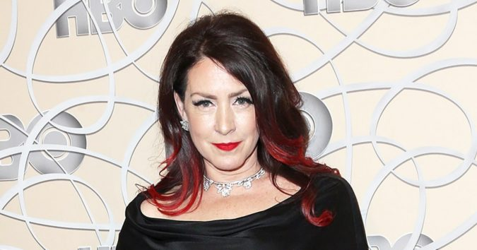 joely-fisher-brunette-crimson-hairstyle-675x354 16 Celebrity Hottest Hair Trends for Summer 2017