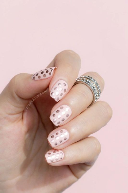 manicure-ideas-10 78+ Most Amazing Manicure Ideas for Catchier Nails