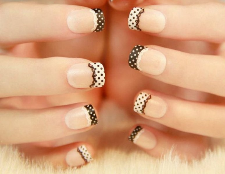 manicure-ideas-126 78+ Most Amazing Manicure Ideas for Catchier Nails