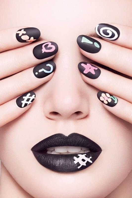 manicure-ideas-14 78+ Most Amazing Manicure Ideas for Catchier Nails