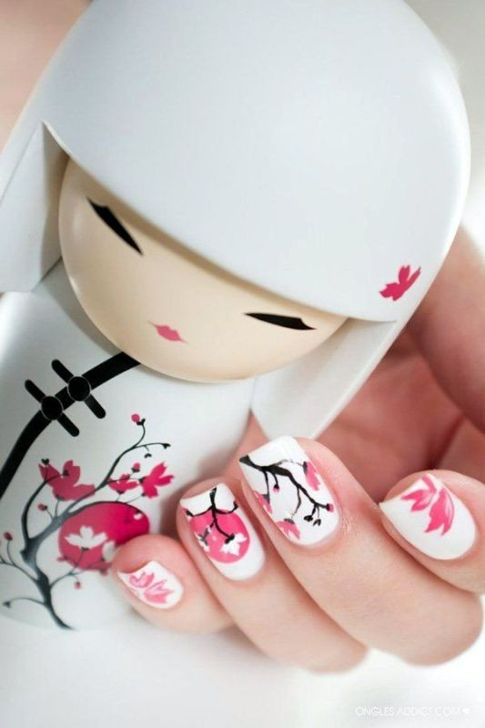 manicure-ideas-18 78+ Most Amazing Manicure Ideas for Catchier Nails