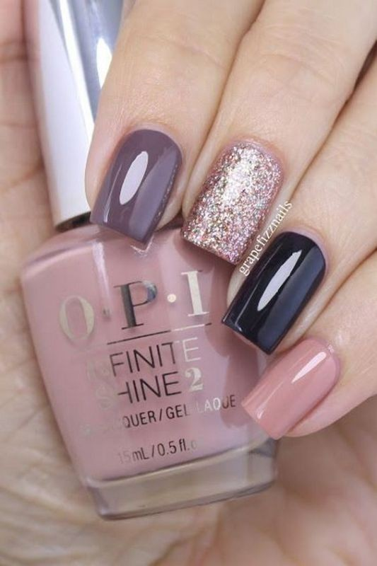 manicure-ideas-20 78+ Most Amazing Manicure Ideas for Catchier Nails