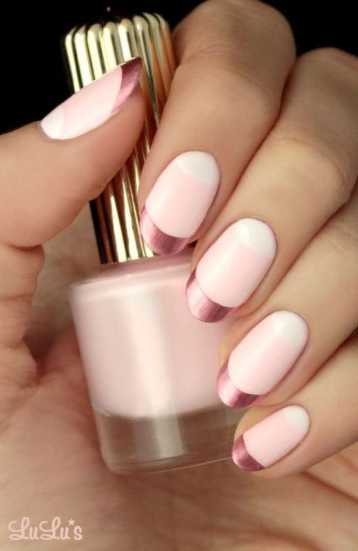 manicure-ideas-5 78+ Most Amazing Manicure Ideas for Catchier Nails
