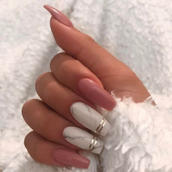 manicure-ideas-60 78+ Most Amazing Manicure Ideas for Catchier Nails