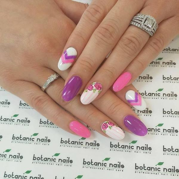 manicure-ideas-71 78+ Most Amazing Manicure Ideas for Catchier Nails
