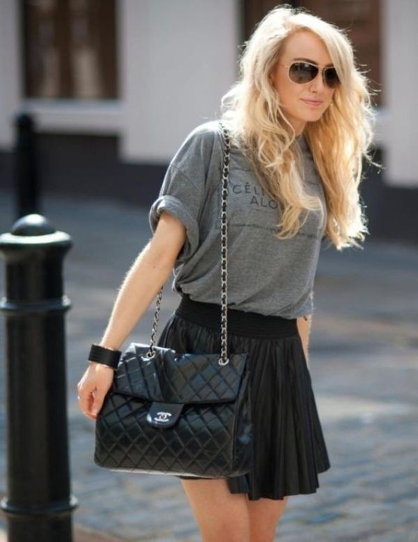 miniskirts-for-school-20 10+ Cool Back-to-School Outfit Ideas for 2018