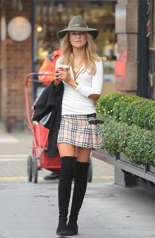 miniskirts-for-school-3 10+ Cool Back-to-School Outfit Ideas for 2018