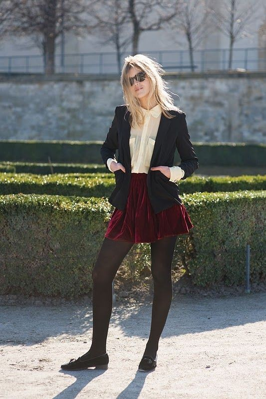 miniskirts-for-school-7 10+ Cool Back-to-School Outfit Ideas for 2020
