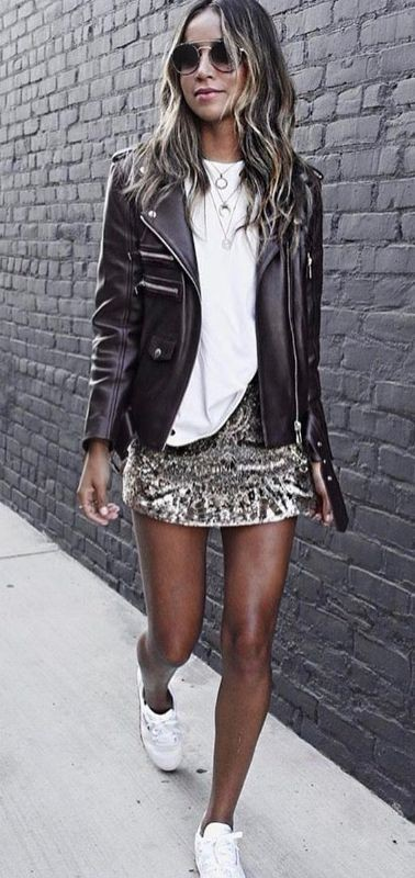 miniskirts-for-school 10+ Cool Back-to-School Outfit Ideas for 2018
