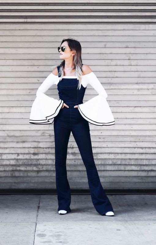 overalls-for-school-1 10+ Cool Back-to-School Outfit Ideas for 2017/2018