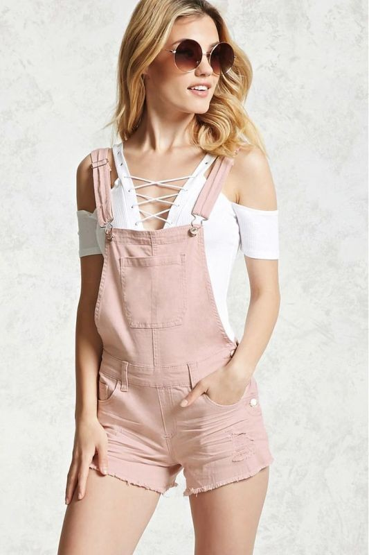 overalls-for-school-12 10+ Cool Back-to-School Outfit Ideas for 2018