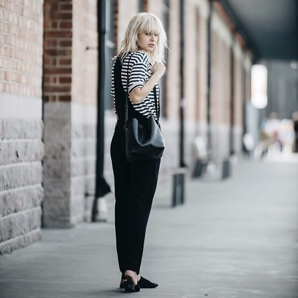 overalls-for-school-22 10+ Cool Back-to-School Outfit Ideas for 2020