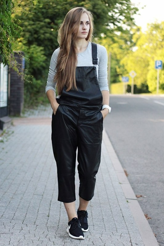overalls-for-school-8 10+ Cool Back-to-School Outfit Ideas for 2017/2018
