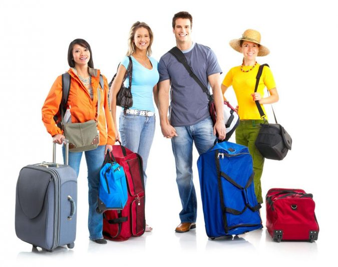 people-with-suitcases-675x533 New Year around the World.. One Event, Various Traditions