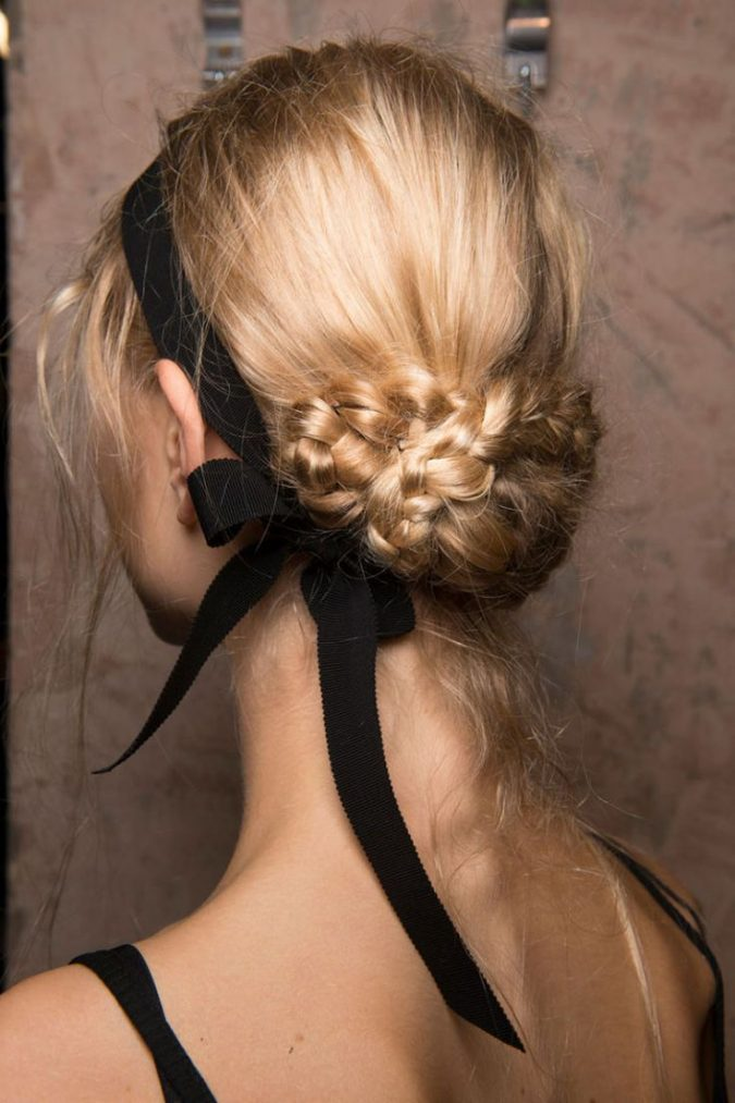 ribbon-erdem-london-fashion-weeks-675x1013 16 Celebrity Hottest Hair Trends for Summer 2017