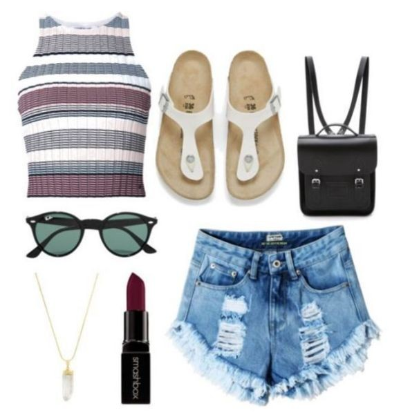 school-outfit-ideas-107 Fabulous School Outfit Ideas for Teenage Girls 2020